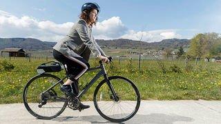 Rolle: un kit permet de transformer n'importe quel vélo en vélo électrique