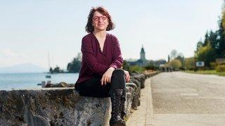 Sylvie Podio: «Je n'aime pas me retrouver dépourvue»