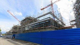 Gland débourse 2,3millions pour un bâtiment de La Combaz