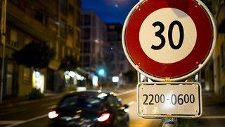 Le canton de Genève veut généraliser le 30 km/h dans l'hyper-centre