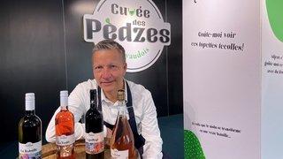 La cuvée des «Pèdzes» valorise le vin bio et le parler vaudois