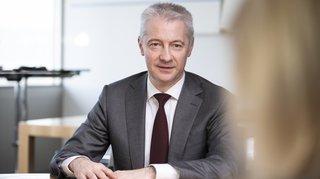 Fabrice Zumbrunnen, directeur général de Migros: «Pas d'expansion à marche forcée»