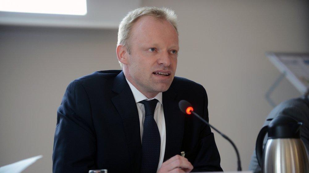 Le professeur d'économie allemand Clément Fuest pense que les Etats doivent investir dans les infrastructures énergétiques et numériques.