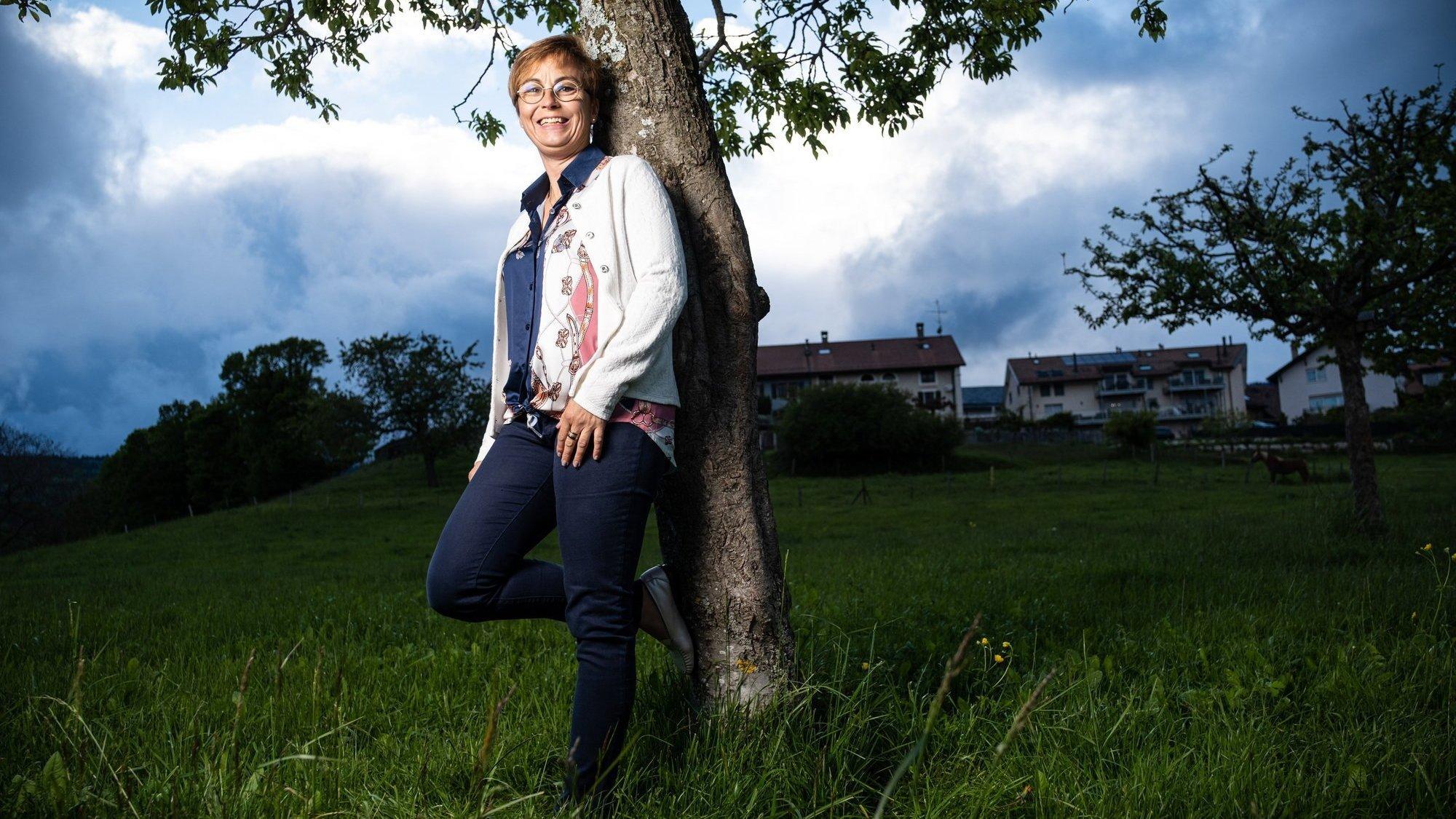 Sonia Pittet est la future nouvelle syndique de Bassins.