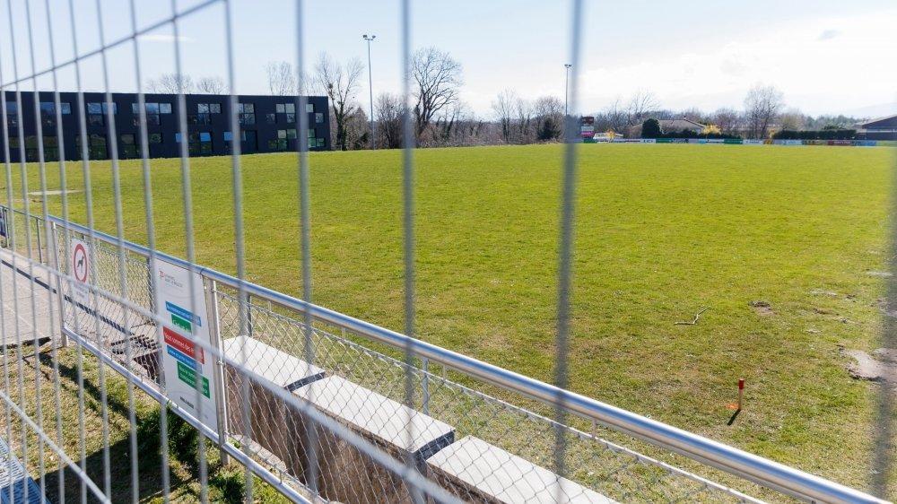 Le stade, rebaptisé, devrait être inauguré mi-août.