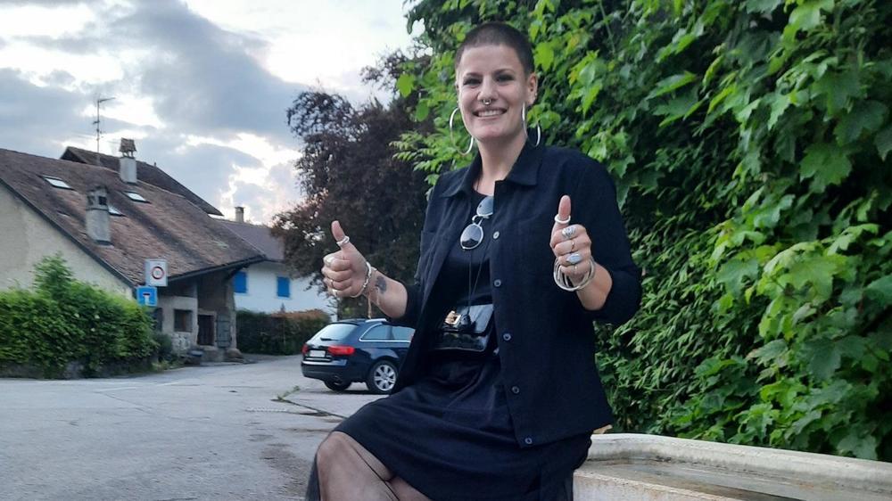 Maeva Baenteli, née en 1997, est attachée à son village de Crassier où elle a grandi. Elle en sera la première citoyenne dès le 1er juillet.