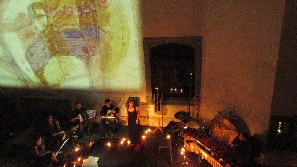 Traditionnellement, le concert est présenté chaque année au château de Nyon. Cette fois-ci, il s'exportera aussi à La Chaux.