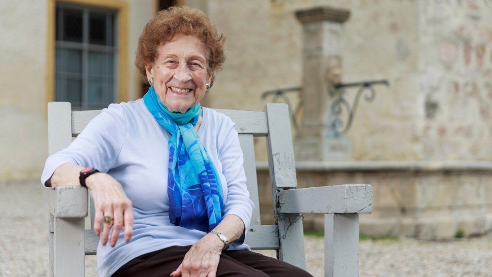 Annette Schneider s'est battue pendant dix ans pour sauver le Château de La Sarraz, en proie à de grandes difficultés financières.
