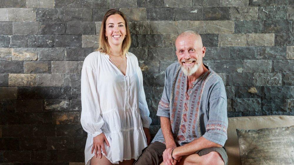 """Julie Kleinfercher et son beau-père Marc Niehaus ont ressenti une """"urgence"""" à monter cet événement."""