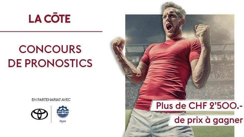 Football: pronostiquez l'Euro 2021 avec «La Côte»