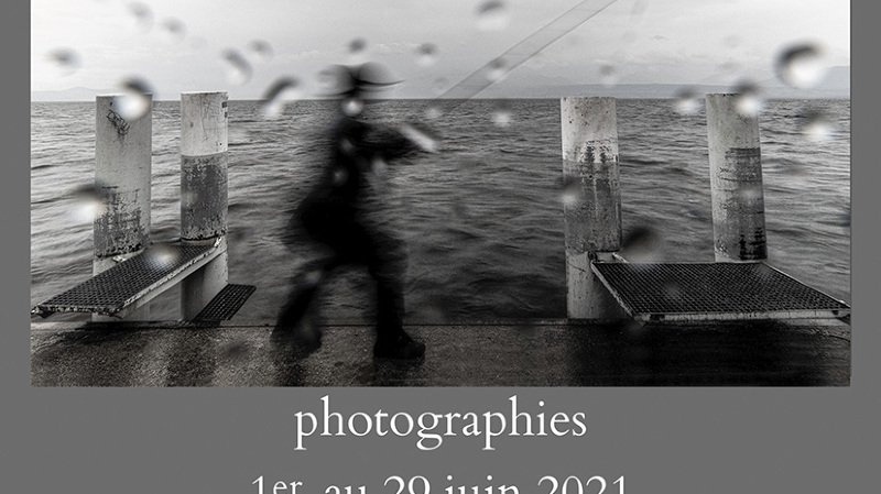 "Exposition ""Moments"" de Jean-Daniel Pellet"
