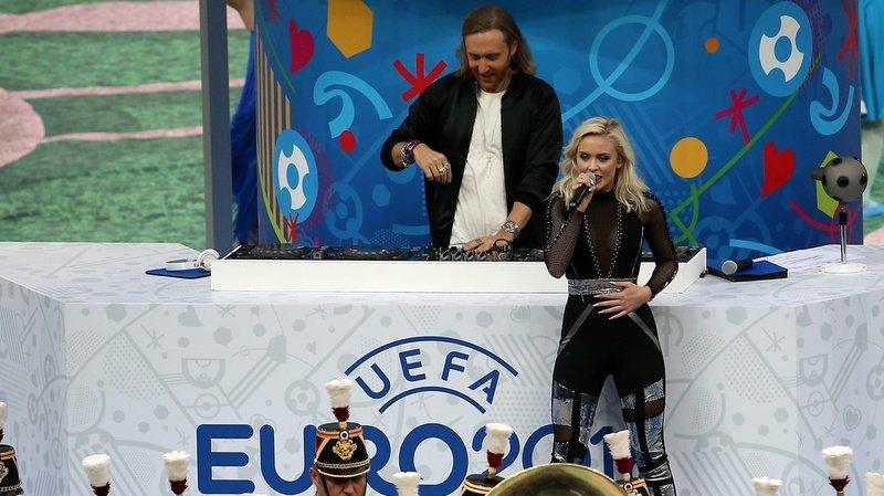 Euro 2021: qui sont ces stars à avoir chanté l'hymne du tournoi?