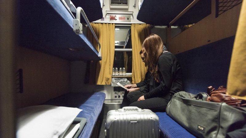 Transport ferroviaire: les CFF veulent 25 destinations en train de nuit d'ici 2025