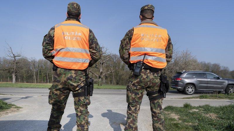 Défense: la police militaire suisse évaluée par la Russie