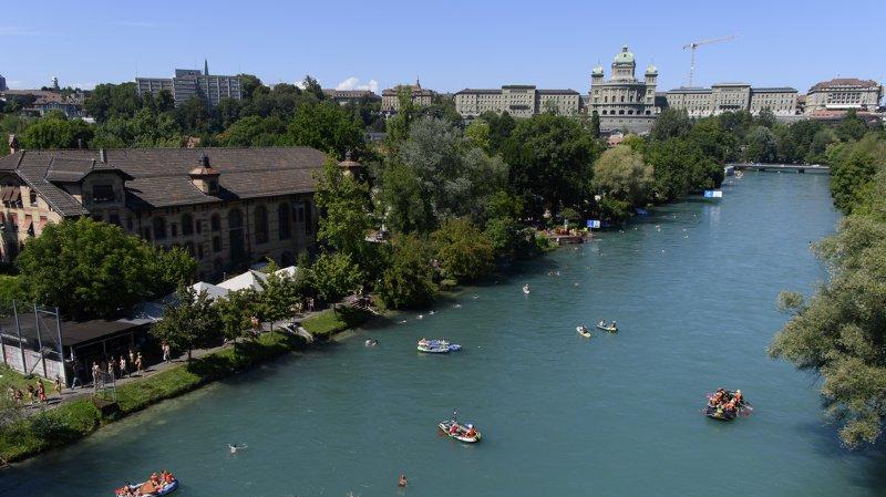 L'an dernier, 46 personnes ont subi des accidents mortels dans les eaux suisses, dont 44 en eaux libres. (illustration)