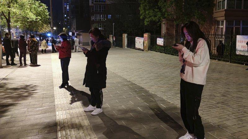 Chine: deux puissants séismes frappent le Qinghai et le Yunnan