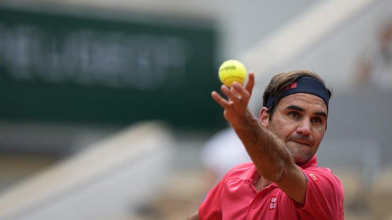 Roger Federer se frottera à l'Allemand Dominik Koepfer dès 21 heures sur le court Philippe-Chatrier.