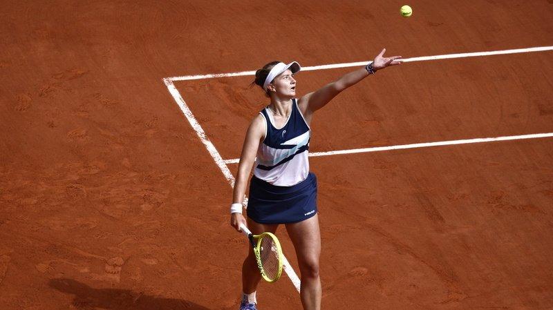 Tennis - Roland Garros: Barbora Krejcikova titrée à Paris