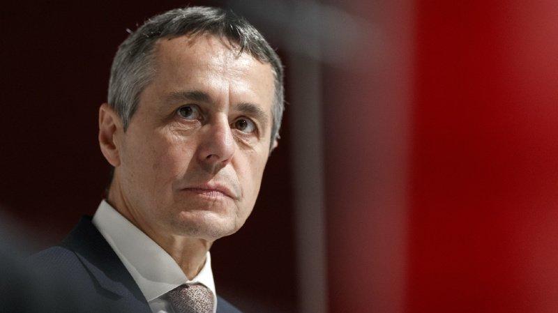 Suisse – UE: Cassis n'exclut pas une nouvelle version de l'accord-cadre