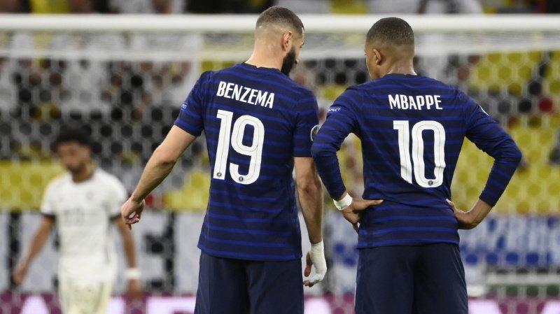 La France de Mbappé et Benzema, grande favorite de la compétition, sur la route de la Nati.