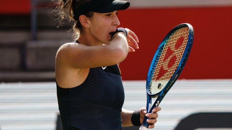 Tennis – Wimbledon: Belinda Bencic a chuté dès le 1er tour