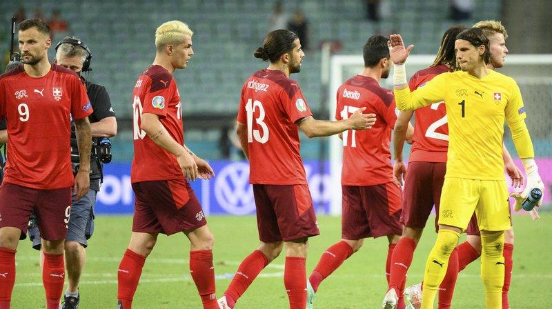 Football: les matches de l'équipe de Suisse continueront d'être diffusés sur la RTS