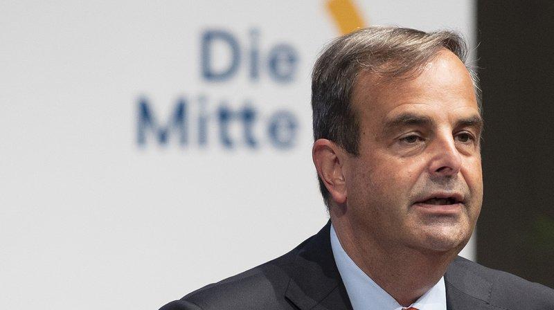 Le Centre: Gerhard Pfister confirmé à la présidence, initiatives contre la pénalisation du mariage lancées