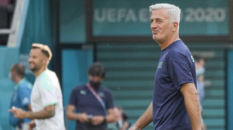 Euro 2021: une victoire face à la France offrirait la gloire à Vladimir Petkovic