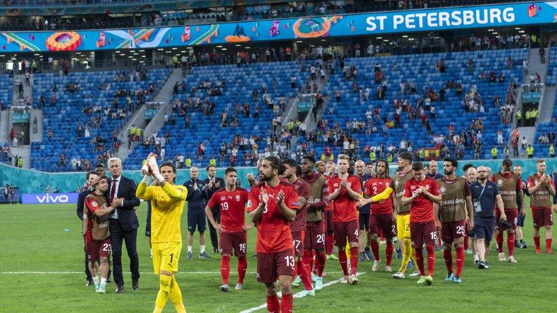 Football – Euro 2020: reconnaissance et sympathie du monde entier pour la Suisse