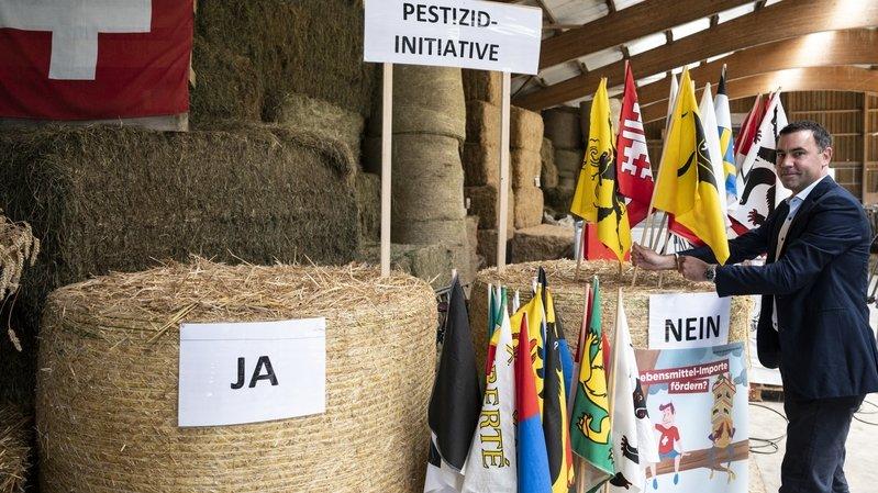 Initiatives anti-pesticides: déroute pour les écologistes