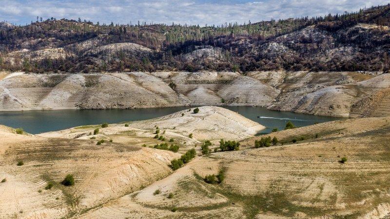 Etats-Unis: la sécheresse s'installe dans l'ouest