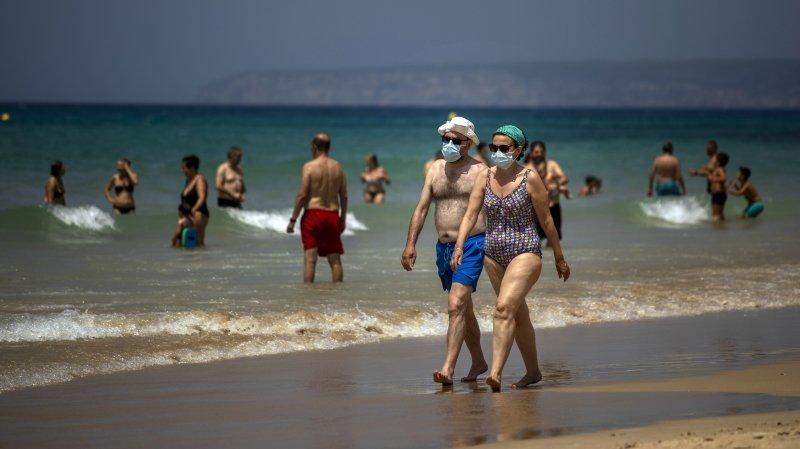 Coronavirus: la reprise du tourisme est encore timide en Espagne