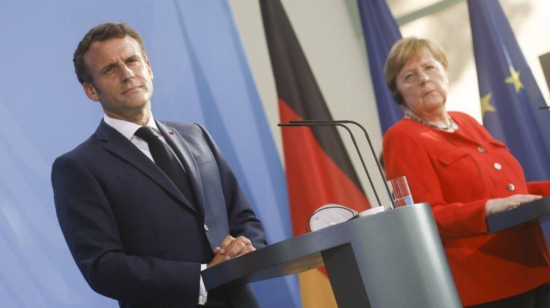 Union européenne: Angela Merkel demande de nouer des «contacts directs» avec la Russie