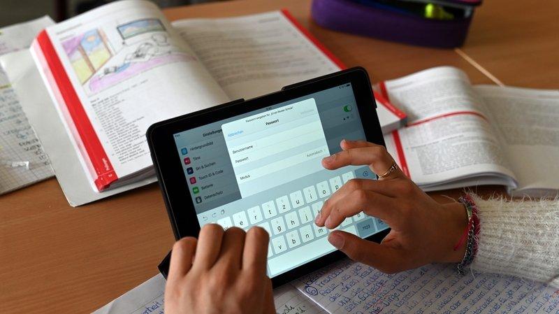 Coronavirus: après la pandémie, l'école allemande veut faire son rattrapage numérique