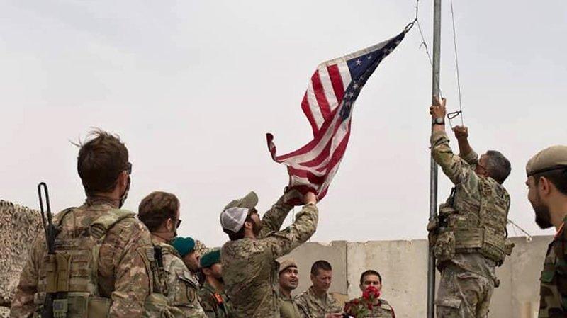 Le fiasco de l'intervention américaine en Afghanistan