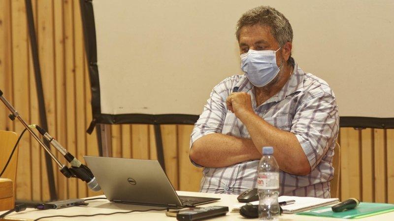 Bassins: un dernier Conseil mouvementé pour le syndic Didier Lohri