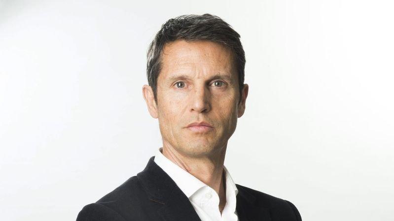 Stéphane Estival est le directeur général du groupe ESH Médias, qui édite notamment les quotidiens Le Nouvelliste, Arcinfo et La Côte.