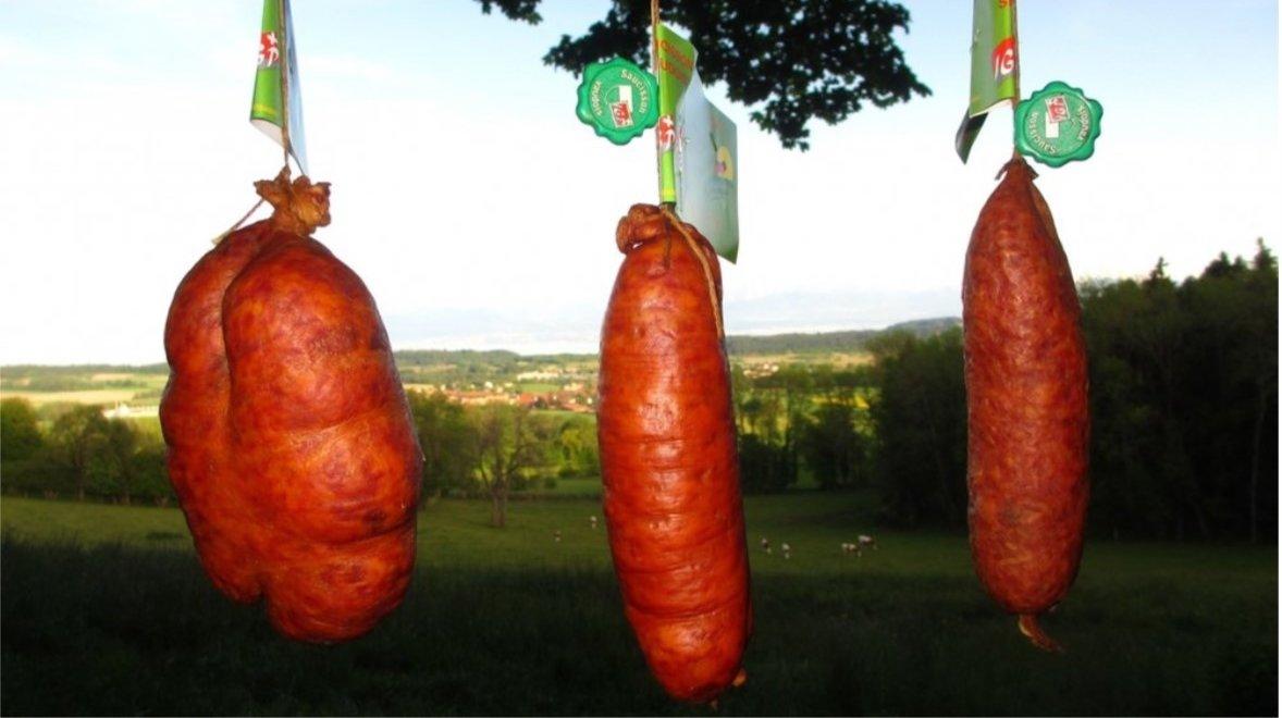 Une certification AOP garantira aux consommateurs un produit élaboré avec des porcs de qualité issus exclusivement des cantons de Vaud