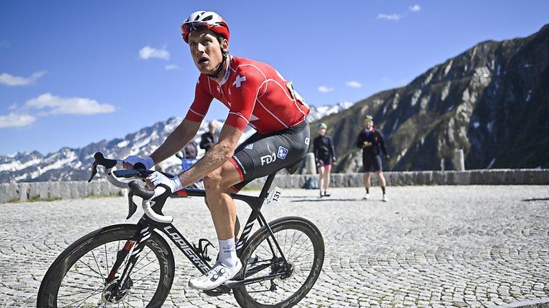 Cyclisme: Stefan Küng renonce à défendre son titre de la course en ligne