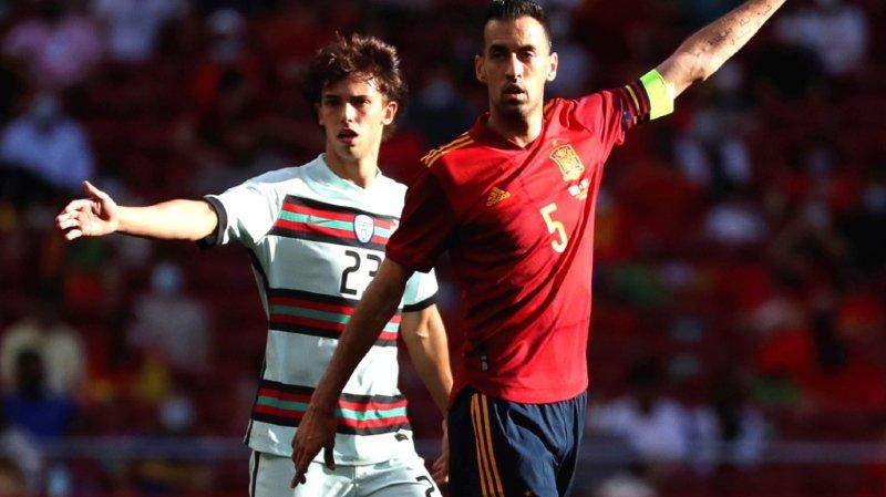 Au cœur de l'Euro: Sergio Busquets négatif au Covid-19, réintègre la sélection espagnole