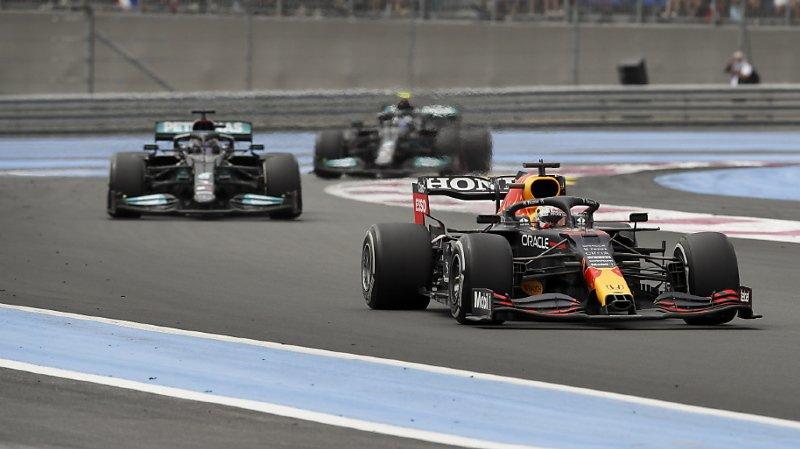 Formule 1 – GP de France: Verstappen bat Hamilton dans une course à suspense