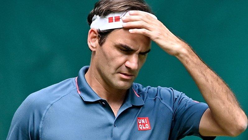 Tennis: une défaite qui fait tache pour Federer