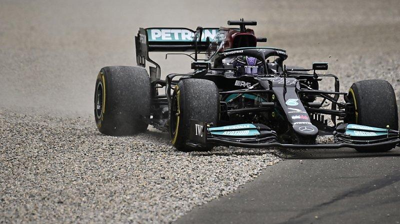 Formule 1 – GP d'Autriche: Hamilton répond à Verstappen