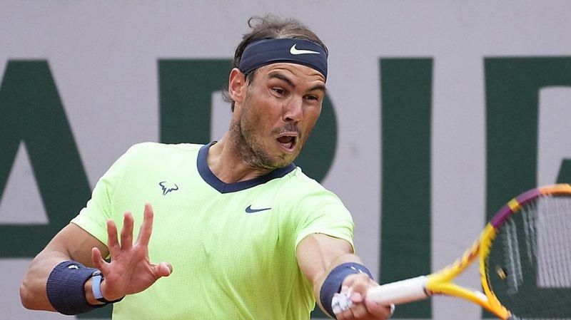 Tennis - Roland-Garros: Rafael Nadal se qualifie pour les 8es de finale