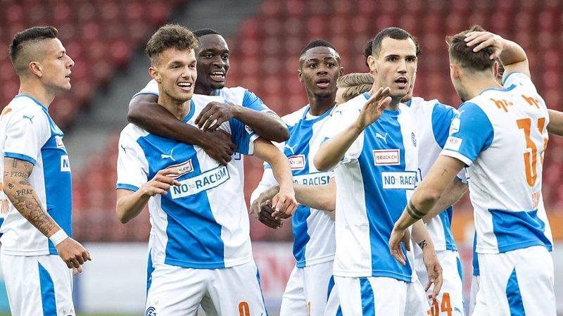 Football - Challenge League: Grasshopper promu en Super League, Neuchâtel Xamax se sauve de justesse