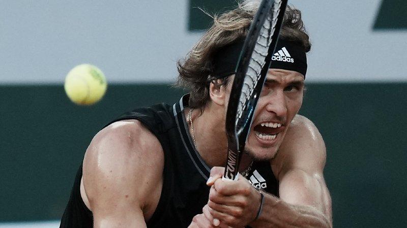 Tennis – Roland-Garros: Alexander Zverev accède aux demi-finales