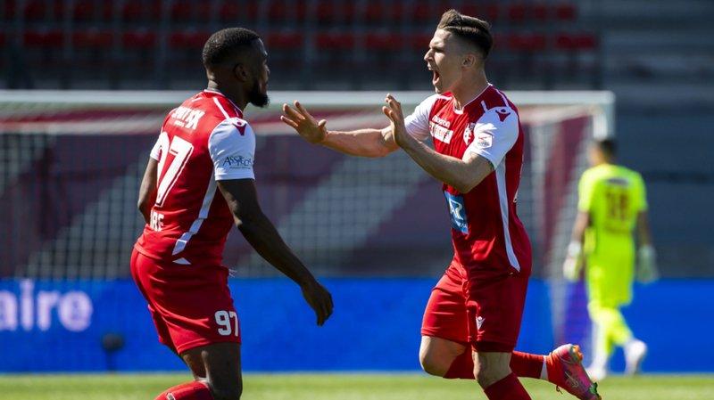 Le FC Sion a préservé sa place au sein de l'élite. Mais les Valaisans l'ont fait dans une extrême souffrance, comme pour rester fidèle à la trame de sa saison.