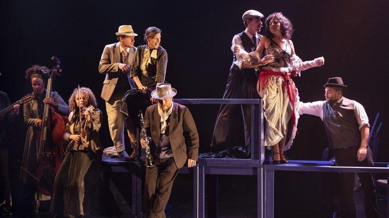 «Les clochards célestes» atterrissent au Casino Théâtre de Rolle