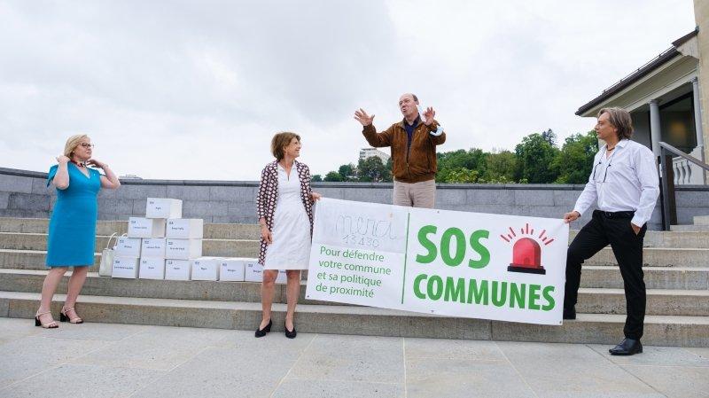 Facture sociale: contre vents et marées, «SOS Communes» a abouti