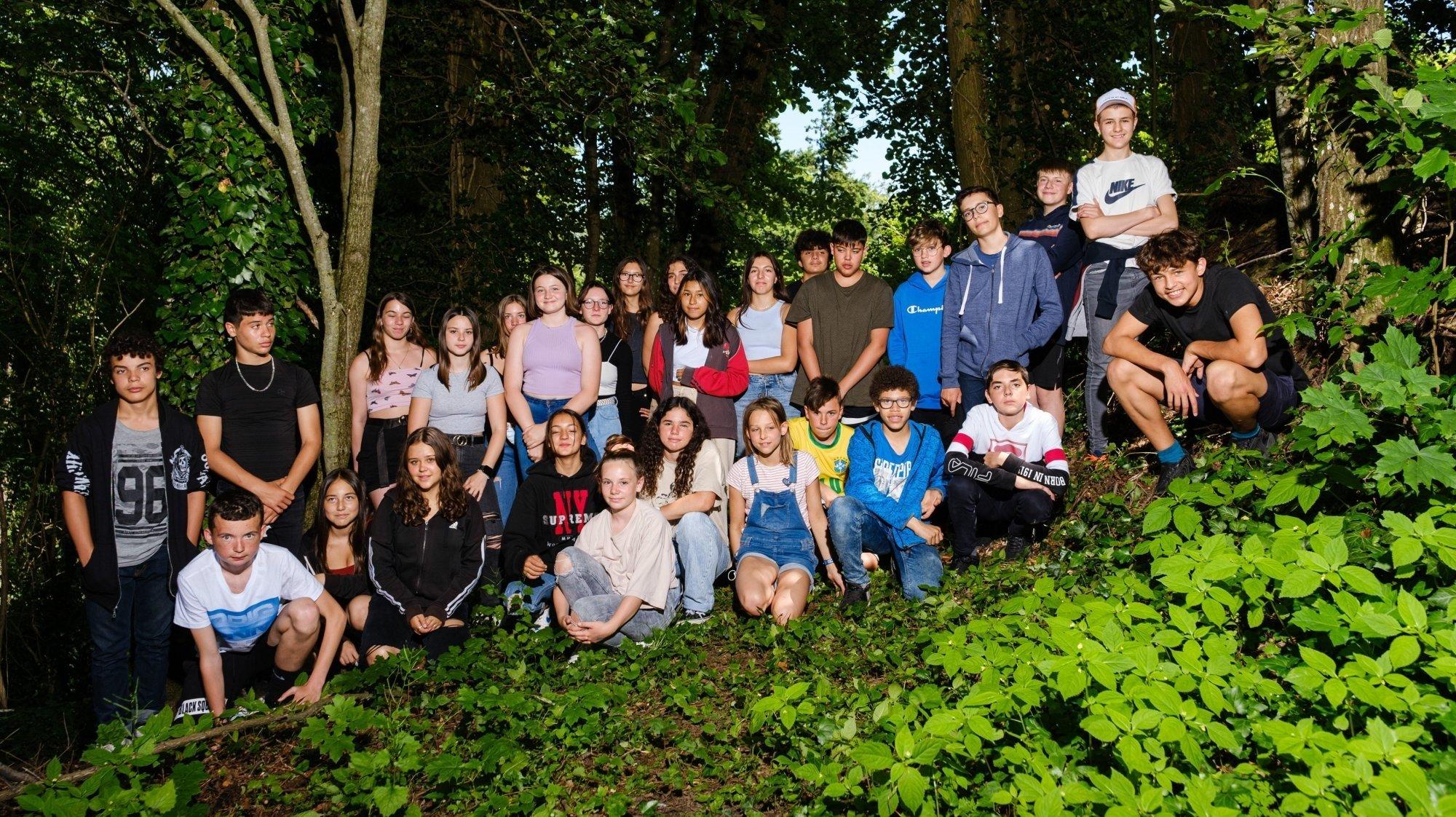 Aubonne: des élèves primés pour leur idée de sentier pédestre